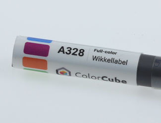 Kabelcodering - A328 Full-color wikkellabel