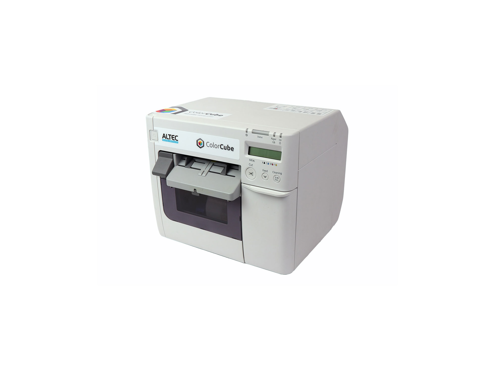 Altec ColorCube full-color labelprinter